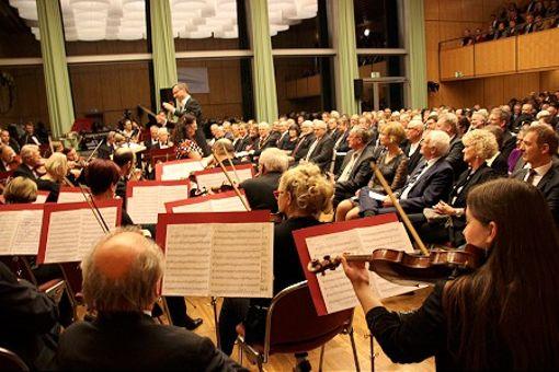 Impressionen vom 60. Neujahrsempfang in Weil am Rhein Foto: Siegfried Feuchter