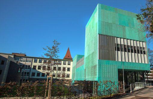 Kreative Blattmacher gibt es am Hebel-Gymnasium. Foto: Meller