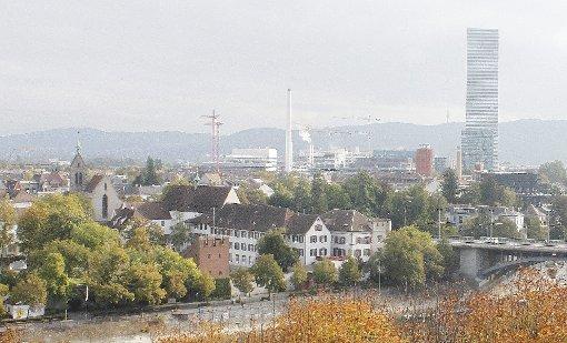 Das  Buchprojekt über die Geschichte Basels kostet rund elf Millionen Franken.    Foto: Dominik Vorhölter Foto: Die Oberbadische