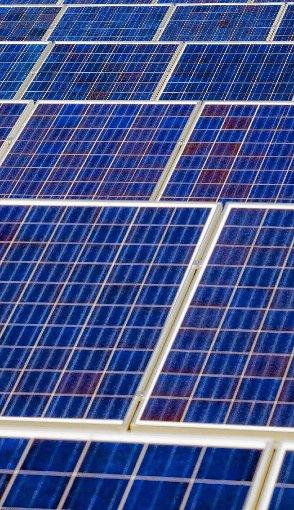 30 Fotovoltaik-Anlagen habt die Bürgersolar-Genossenschaft seit ihrer  Gründung vor drei Jahren installiert.  Foto: Archiv Foto: Die Oberbadische