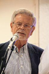 Der pensionierte Allgemeinmediziner Udo Schulte aus Weil. Foto: Markgräfler Tagblatt