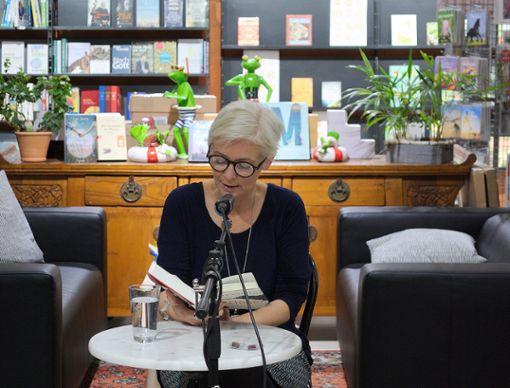 Dörte Hansen   Foto: Dorothea Gebauer Foto: Die Oberbadische