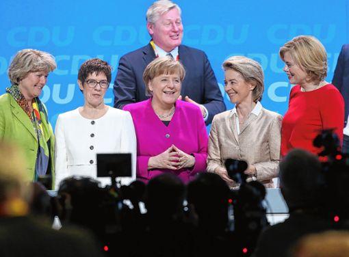 Heute entscheidet sich, wer den CDU-Parteivorsitz übernehmen wird. Foto: Archiv
