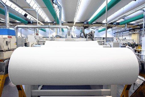 Die im Jahr 1753  gegründete KBC gehört zu den führenden Stoffdruck-Unternehmen  der Welt.  Archivfotos: Kristoff Meller Foto: Die Oberbadische