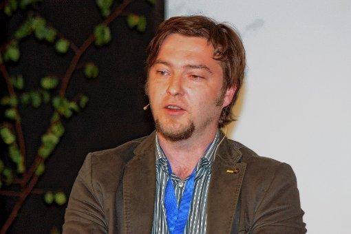 Sebastian Sladek.   Foto: Heiner Fabry Foto: Markgräfler Tagblatt