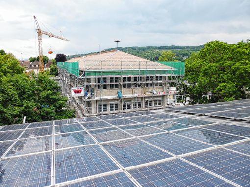Das größte Potenzial bei der Energiewende sieht der Kreis im Ausbau von Photovoltaikanlagen.   Foto: Archiv Foto: Die Oberbadische