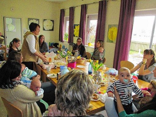 Das Familienzentrum Rheinfelden feiert 20. Geburtstag.    Foto: zVg Foto: Die Oberbadische