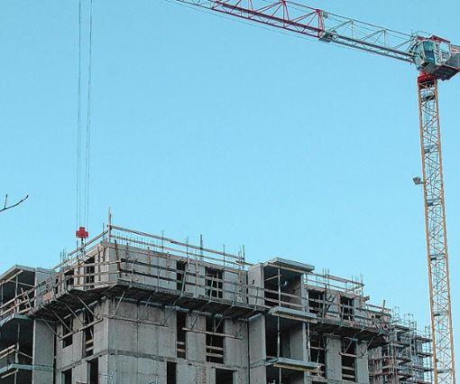Die Steuerung der Wohnungsbautätigkeit ist für die Stadt Rheinfelden ein schwieriges Unterfangen. Foto: Archiv