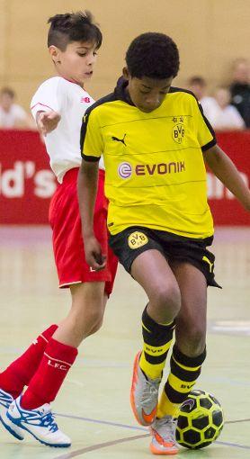 Die Dortmunder Jungs sind beim Blitzturnier des FVLB dabei.   Foto: Grant Hubbs Foto: Die Oberbadische