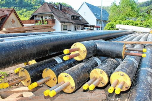 Eine Befragung hat ergeben, dass das Interesse an einem Nahwärmenetz in Höllstein groß ist. Foto: Anja Bertsch