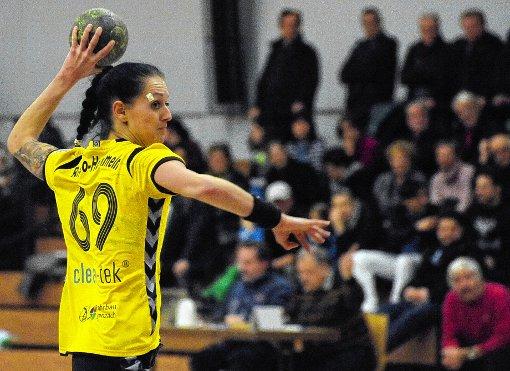Zuzana Huttova hat den Verein verlassen. Junge, mannschaftsdienliche Spielerinnen sollen nun verpflichtet werden,   Foto: Mirko Bähr Foto: Die Oberbadische
