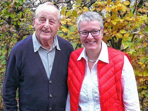 Peter Horn und Ulrike Krämer. Foto: zVg