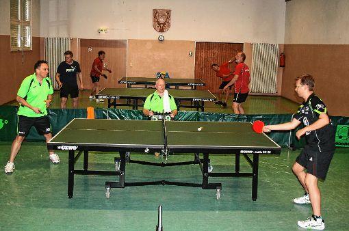 Beim SV Wieslet gibt es zukünftig wieder eine eigene Tischtennis-Mannschaft.   Foto: Ralph Lacher Foto: Markgräfler Tagblatt