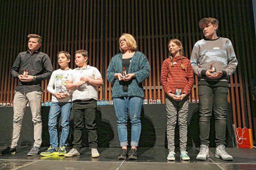 Wer soll künftig Lörrachs Sportler des Jahres wählen?   Archivfoto: Kristoff Meller Foto: Die Oberbadische