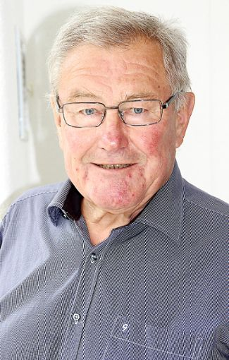 Karl-Heinz Niechoj hält den Vortrag.   Foto: zVg Foto: Weiler Zeitung