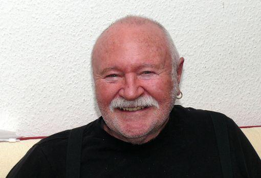 Der Sport hält ihn fit: Hans-Joachim Kiessler. Foto: Gottfried Driesch