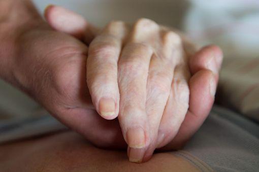 Unheilbar Kranke finden im Hospiz Trost.   Foto: Archiv Foto: Die Oberbadische