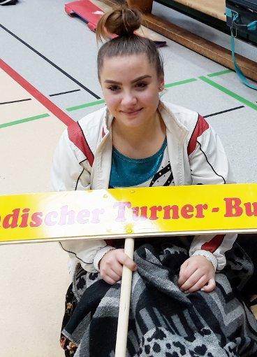 Emily Meinhardt trumpft in Krefeld auf.   Foto: zVg Foto: Die Oberbadische