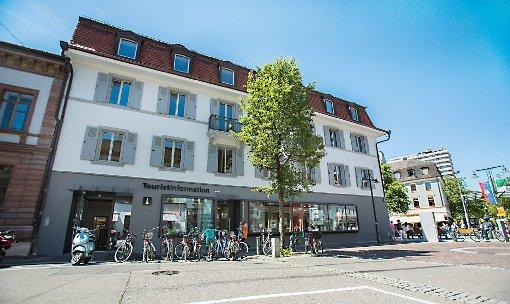 Das Haus Sonne am Alten Markt ist fast 300 Jahre alt. Foto: Kristoff Meller Foto: mek
