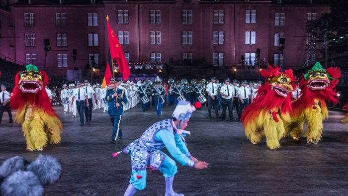 Basel: Basel Tattoo 2019