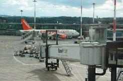 Easyjet hat zur positiven Kehrtwende beigetragen.   Foto: Marco Fraune Foto: Die Oberbadische