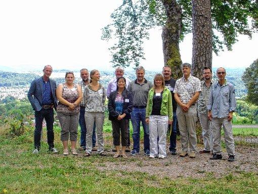 Ein Zukunftseminar hatte die Genossenschaft Energie aus Bürgerhand in Hägelberg.  Foto: zVg Foto: Markgräfler Tagblatt
