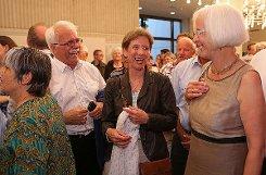 Impressionen aus dem Lörracher Rathaus. Fotos: Kristoff Meller Foto: mek