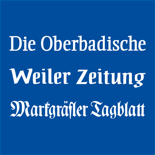 Müllheim Kundgebung gegen Pegida am Samstag - www.verlagshaus-jaumann.de